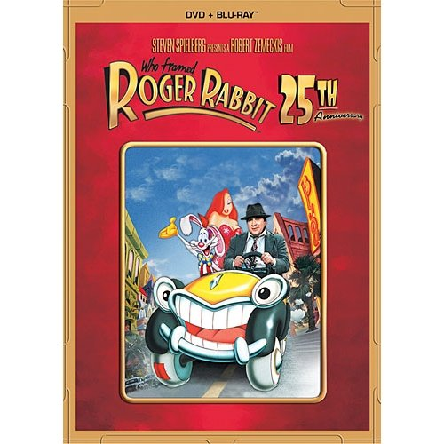 Who Framed Roger Rabbit (25th Anniversary Edition) (DVD   Blu-ray) (Widescreen)