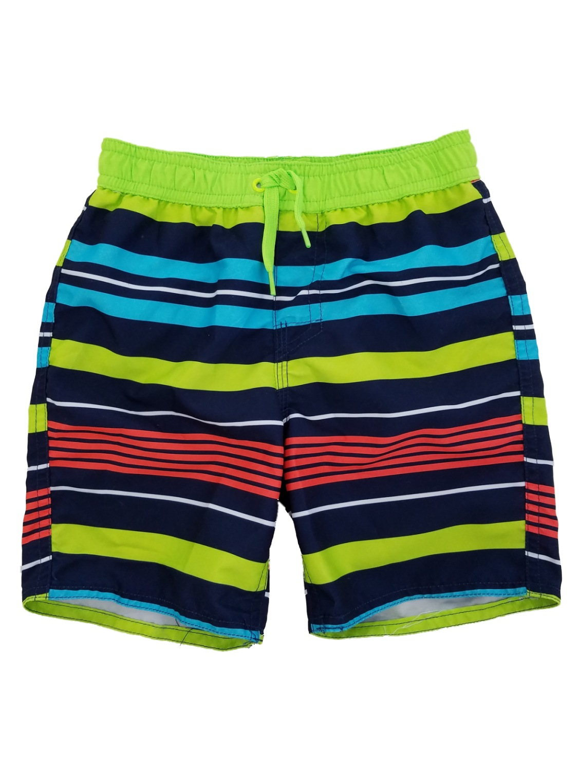 Boys swim trunks shorts Quad Seven NEW 12months 18months red blue lime turquoise