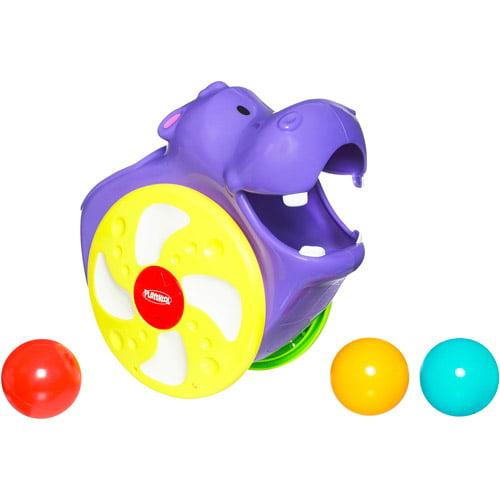 Playskool Poppin' Park Fiil-N-Spill Hippo by Playskool