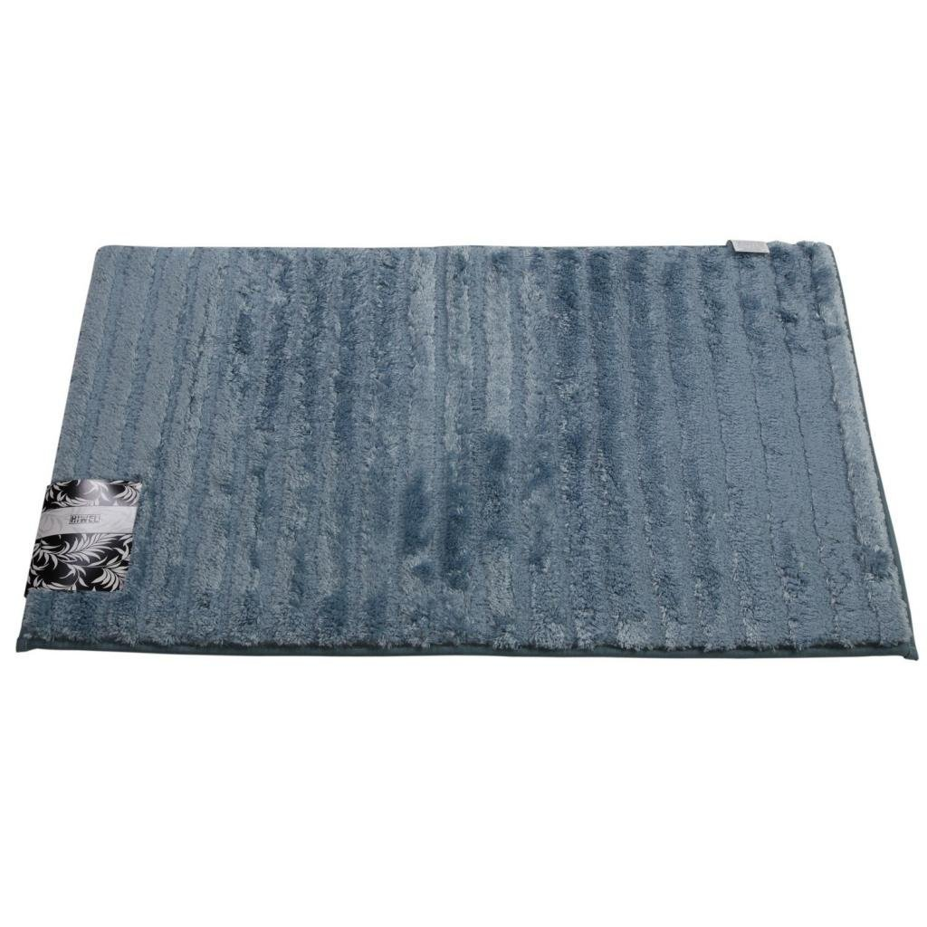 Hiwel Tufted Microfiber Bathroom Rug with Memory Foam Absorbant & Comfortable, 20*34 Inch,... by