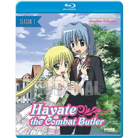 Hayate The Combat Butler-season 1 (Blu-ray/6 Disc)