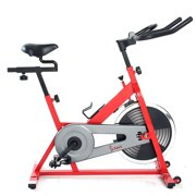 Chain Drive Indoor Cycling Trainer Exercise Bike by Sunny Health & Fitness SF-B1001 by Sunny Health & Fitness