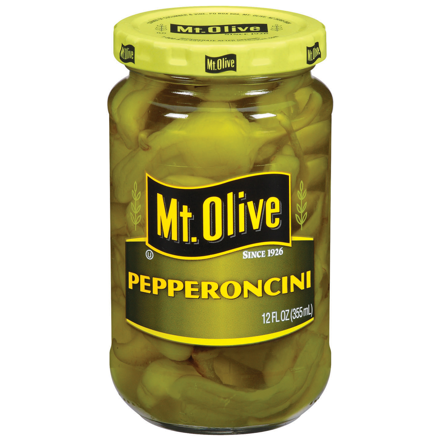 Mt. Olive Pepperoncini, 12 fl oz