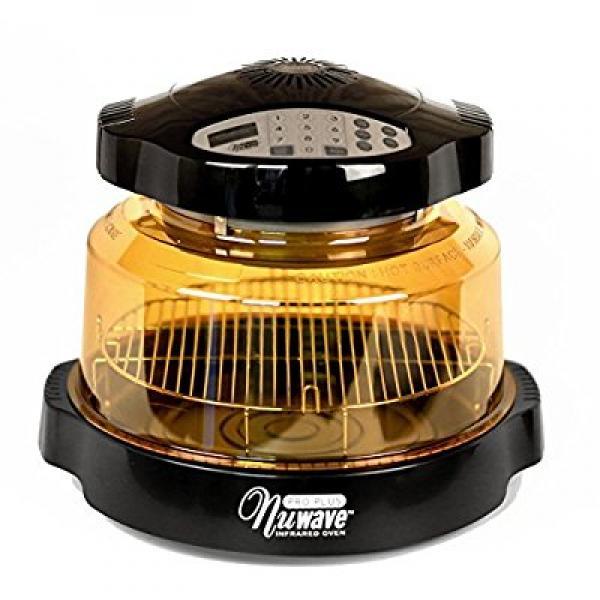 Nu-Wave Oven Pro Plus 20601 Upgraded Shatter Resistant Do...