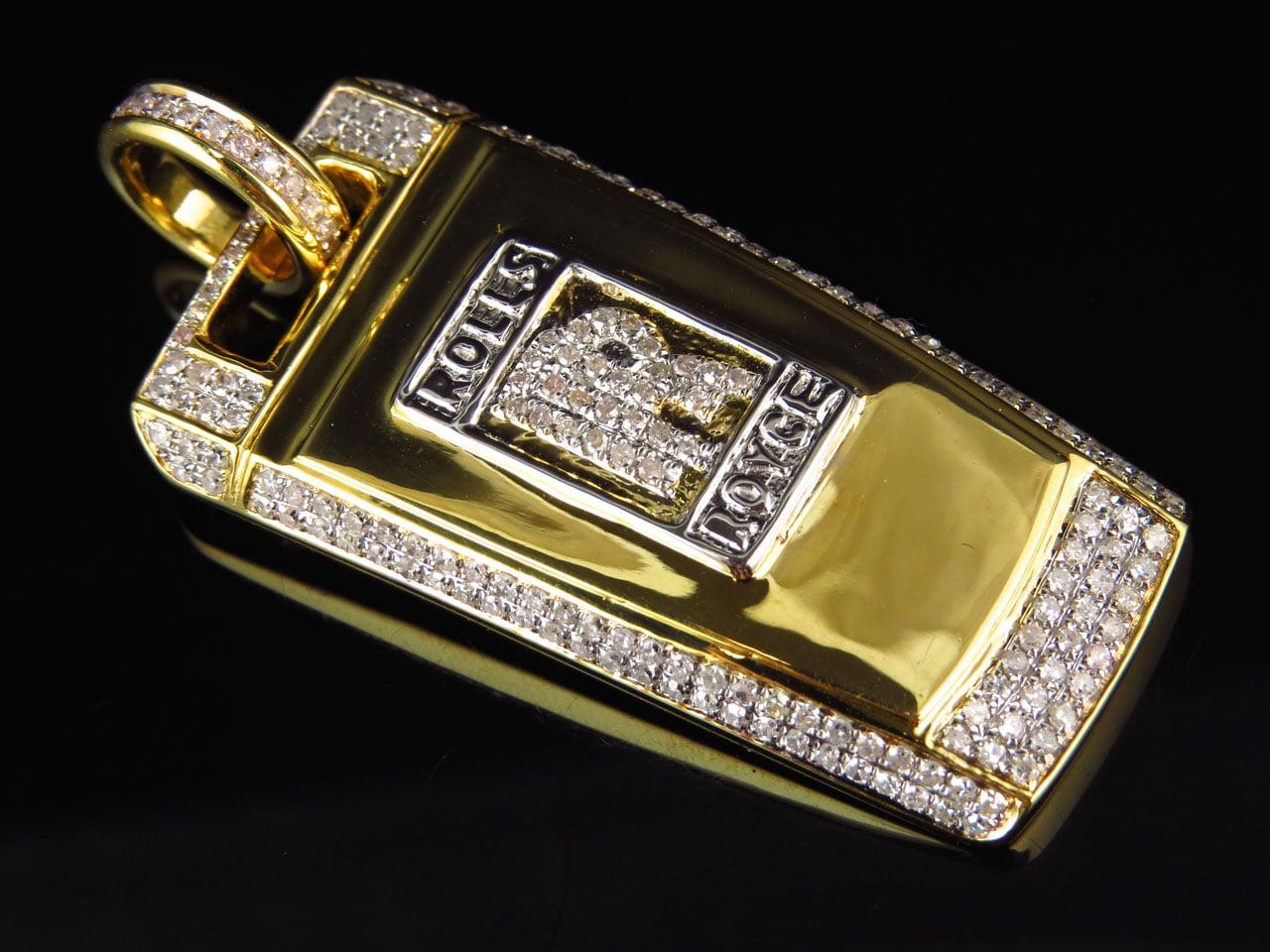 Custom rolls royce key pendant in 10k yellow gold 150 ct custom rolls royce key pendant in 10k yellow gold 150 ct walmart aloadofball Choice Image