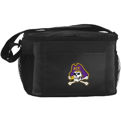 East Carolina (ECU) Pirates 6-Pack Cooler Bag