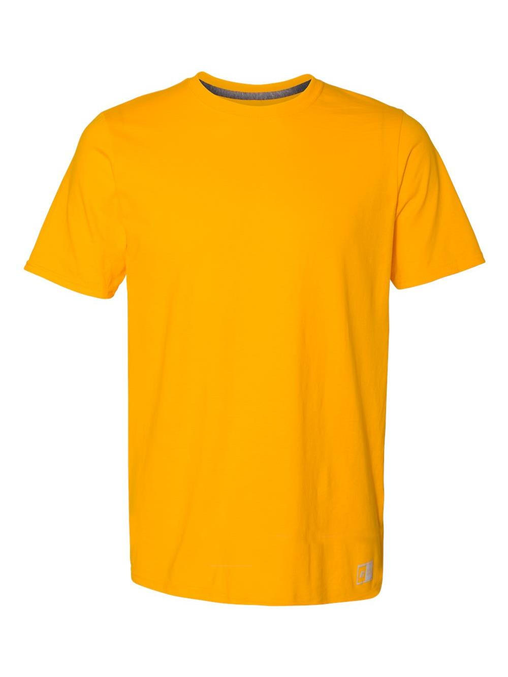 Russell Athletic T-Shirts Essential 60/40 Performance Tee