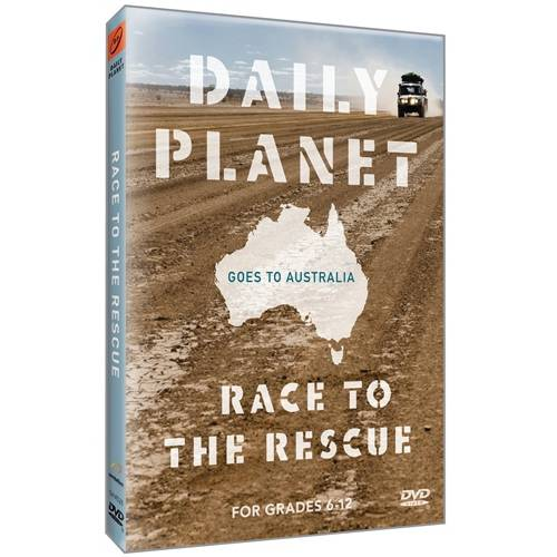Daily Planet Goes To Australia: Race To The Rescue