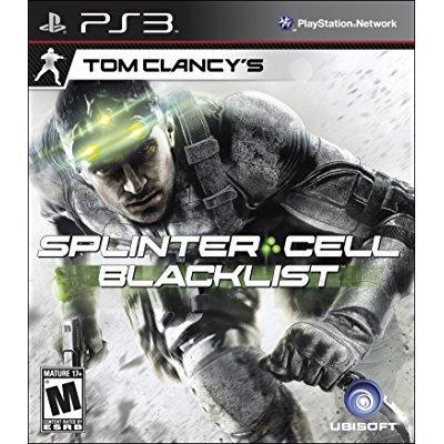 Tom Clancy's Splinter Cell Blacklist Playstation 3 by
