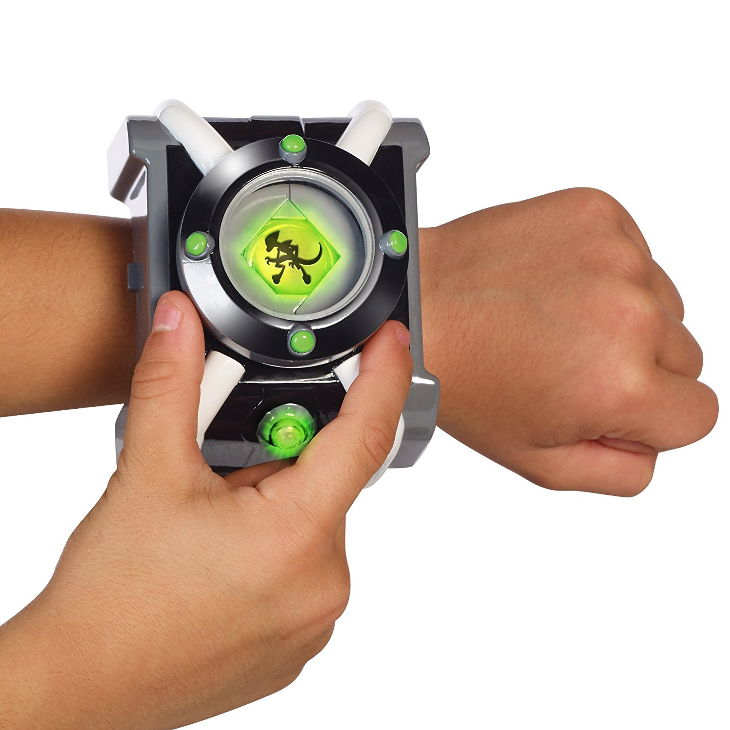 Deluxe Omnitrix Role Play Watch, The ultimate gift for any Ben 10 ...