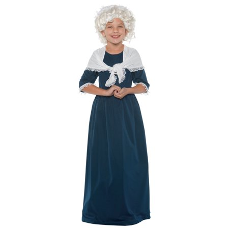MARTHA WASHINGTON CHILD 10-12 - image 1 of 1