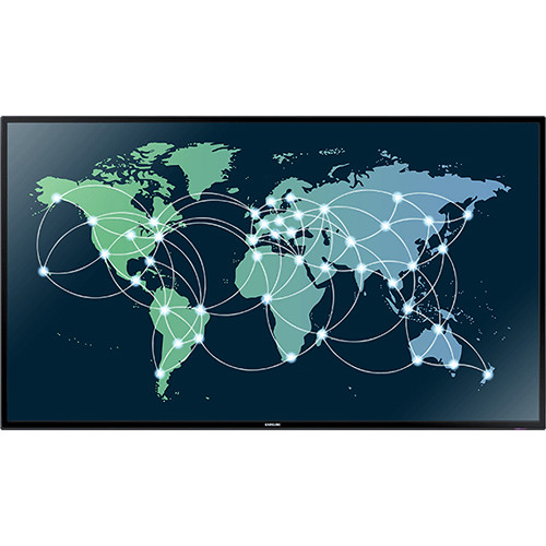 Samsung ED65E/US ED65E, 65'' 1080p Full HD LED-Backlit LCD Flat Panel Display, Black