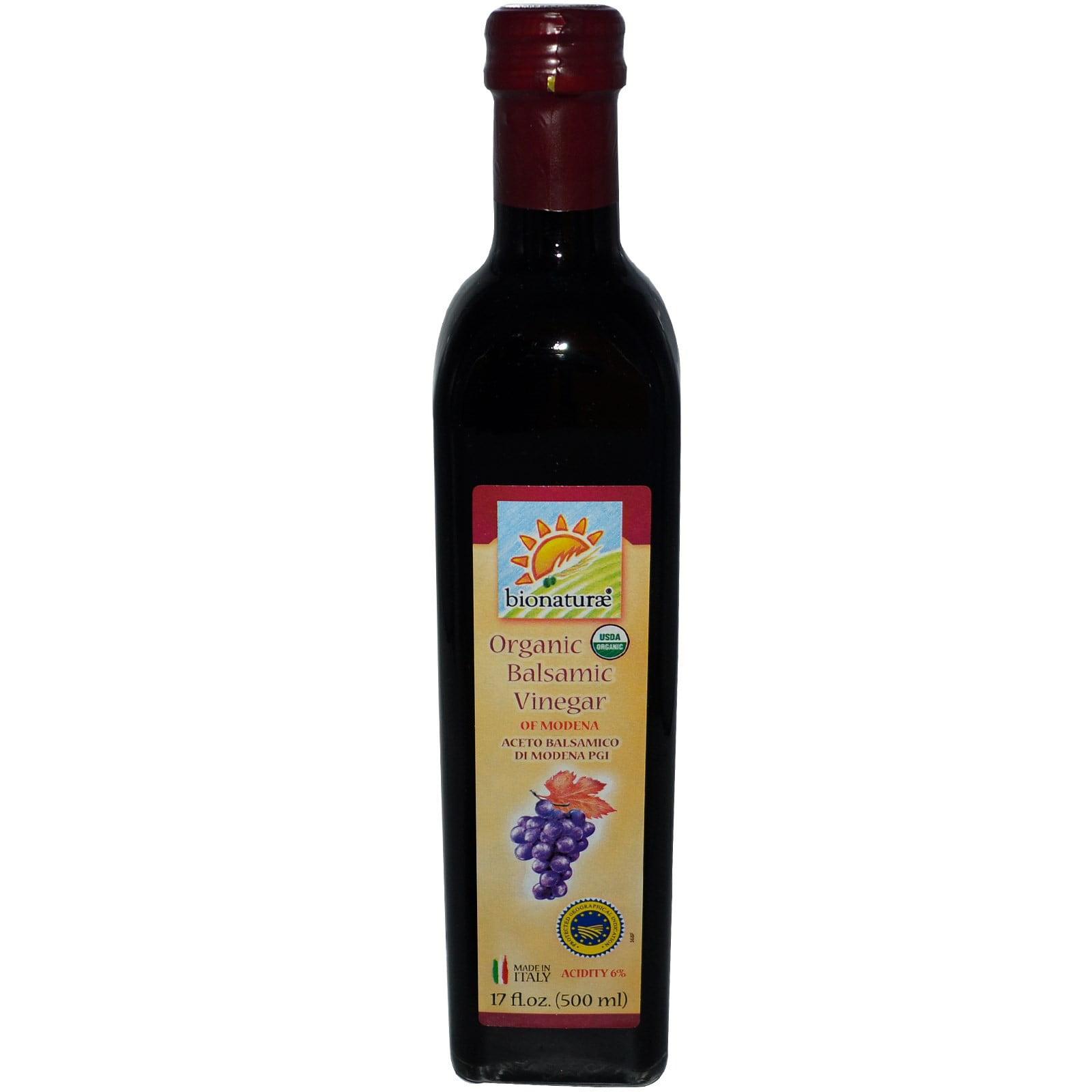 Bionaturae Organic Balsamic Vinegar -- 17Ounce by Bionaturae