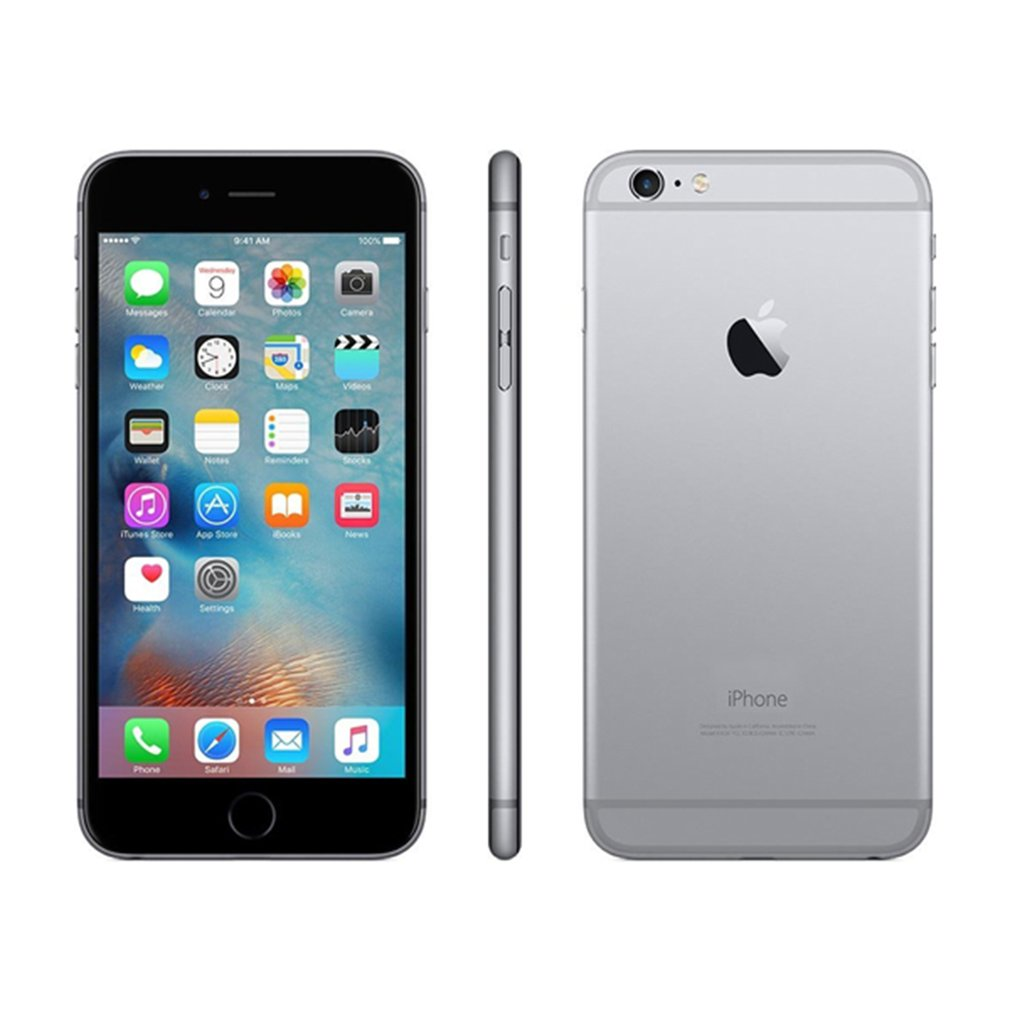 IPhone 6 Refurbished Apple 16G Memory Size Smart Phone LCD Display Touch Screen