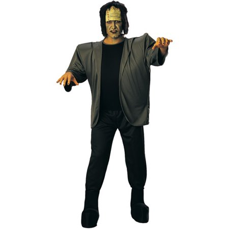 Frankenstein Adult Halloween Costume - One Size](Frankenstein's Girlfriend Halloween Costume)