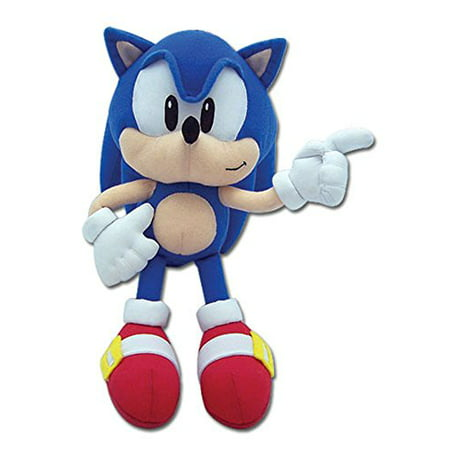 Great Eastern GE-7088 The Hedgehog - Classic Sonic Plush Great China International Plush