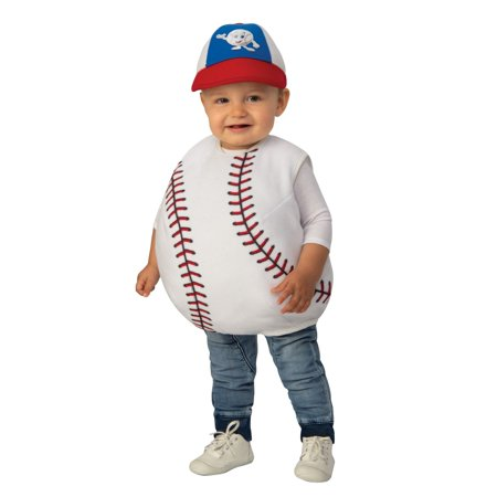 Baseball Costume For Boys (Halloween Lil' Baseball Infant/Toddler)