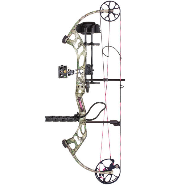 Bear Archery Prowess Rth Lh 35-50 Realtree Xtra Green A7P...