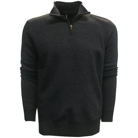True Rock Men's Half-Zip Golf Pullover Sweater,  Brand New (Rain Golf Pullover)