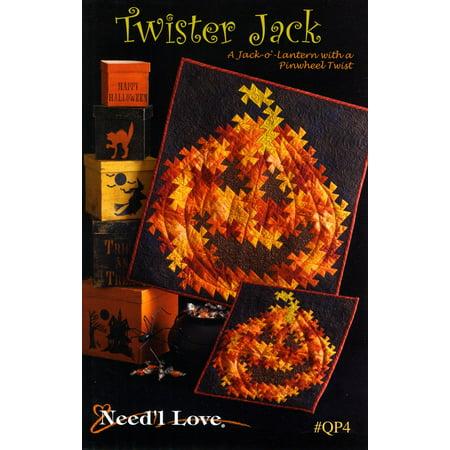 Twister Jack Quilt Pattern