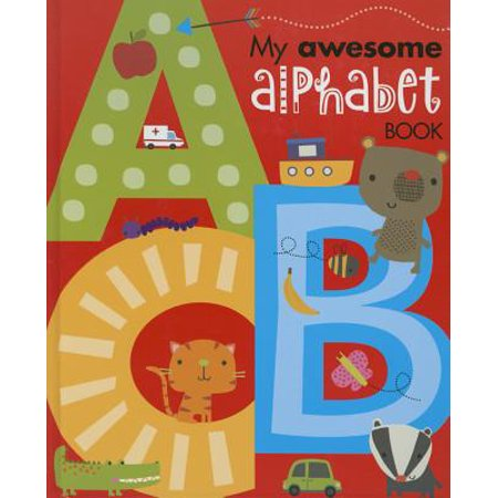 My Awesome Alphabet Book (Board Book) - Awesome Halloween Makeup Ideas
