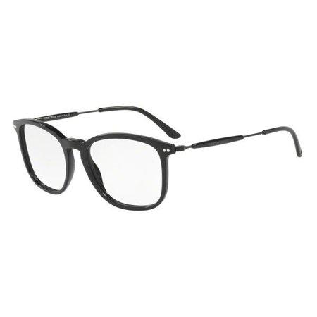 30b84040a75e Authentic Giorgio Armani Eyeglasses AR8098V 5017 Black Frames 54MM Rx-ABLE