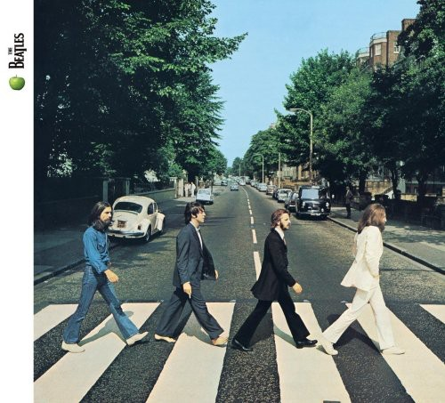 The Beatles - Abbey Road (Remastered) (Limited Edition) (CD)