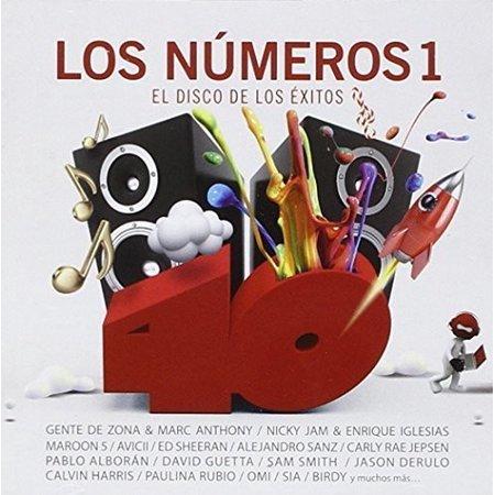 Los No 1 De Los 40 Principales