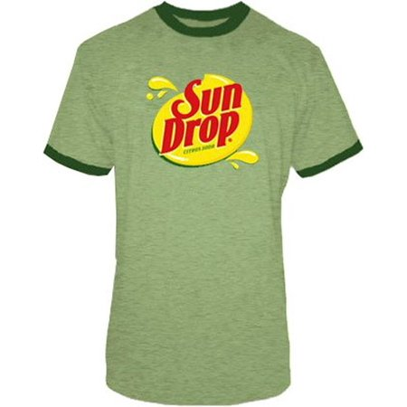 Sun Drop Citrus Soda Green Costume Mens T-Shirt