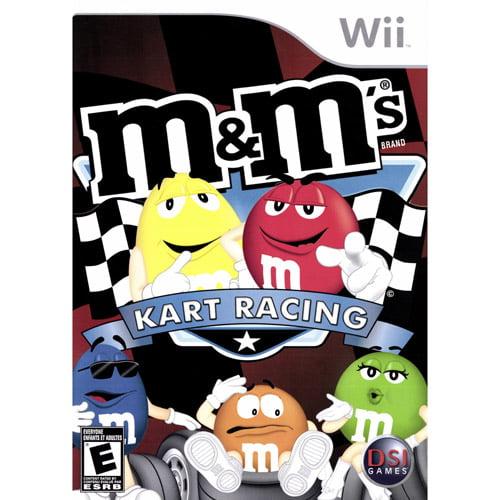 M&M Kart Racing (Wii) - Pre-Owned