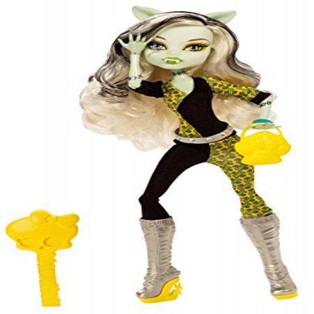Monster High Freaky Fusion Frankie Doll