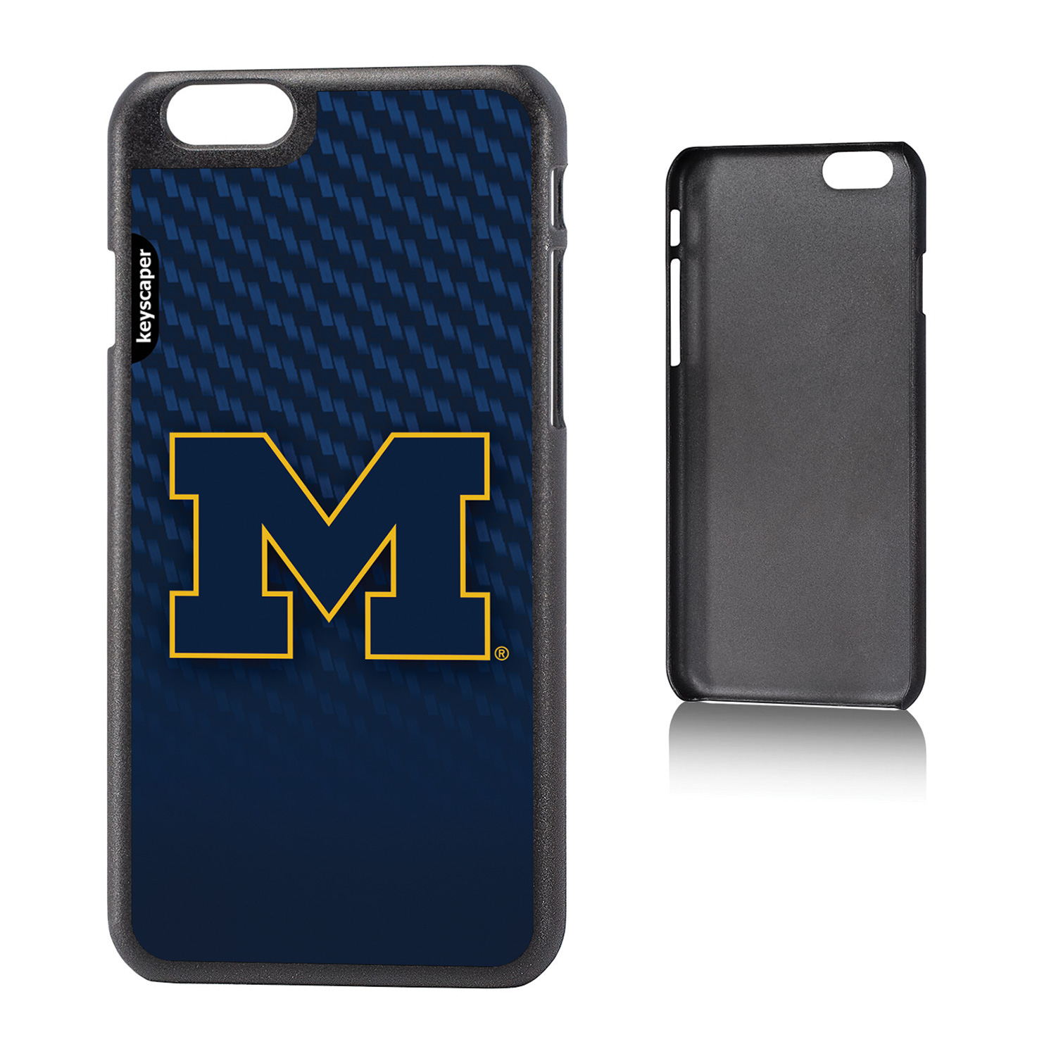 Michigan Wolverines Slim Case for the iPhone 6 / 6S / 7 / 8 NCAA