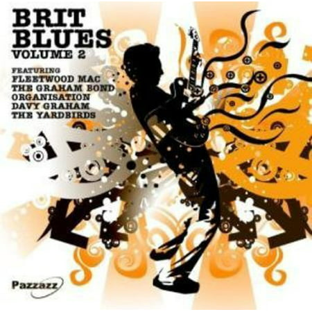 Best Of Brit Blues, Vol. 2