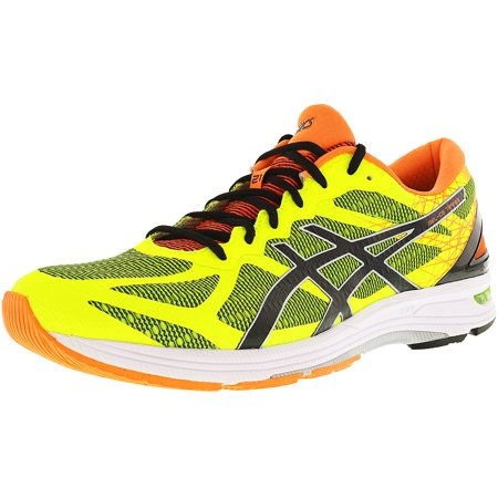 best service 76cc1 7b670 Asics Men's Gel-Ds Trainer 21 Flash Yellow / Black / Hot Orange Ankle-High  Running Shoe - 13M