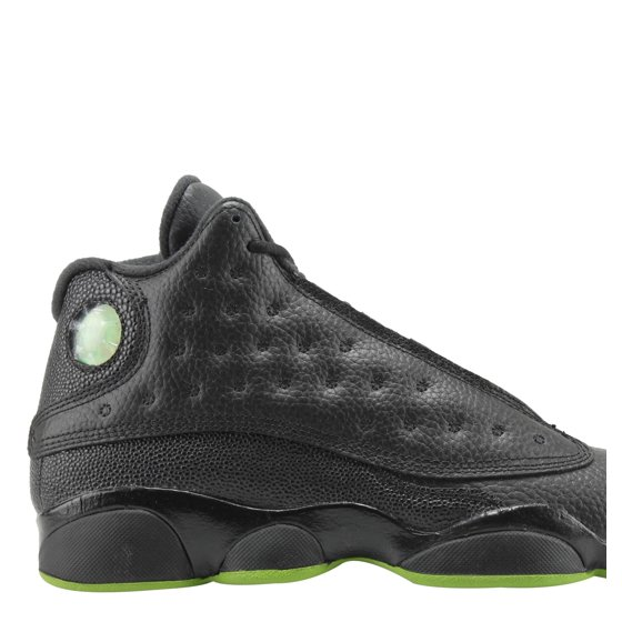 Jordan - Nike Air Jordan 13 Retro BG Black Altitude Big Kids ... 1a09cd5e2