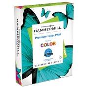 "Hammermill Laser Print Paper 32 lb 98 GE 8-1/2""x11"" 500/RM WE 104646"