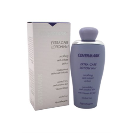 Extra Care Lotion No1 Soothing Anti-Irritant Action - Dry Normal Sensitive Skin by Covermark for Wom - image 1 de 3