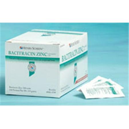 Bacitracin Zinc Ointment Foil .9gm 144/Bx