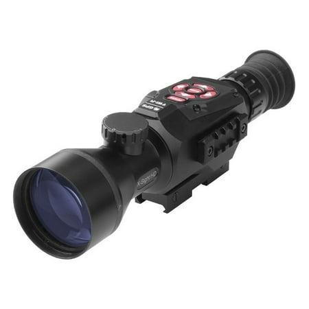 Atn X Sight Ii Hd 5 20X Day   Night Rifle Scope   20X 85 Mm   Weather Resistant   Night Vision