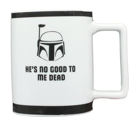 Star Wars Imperial Porcelain Mug Boba Fett