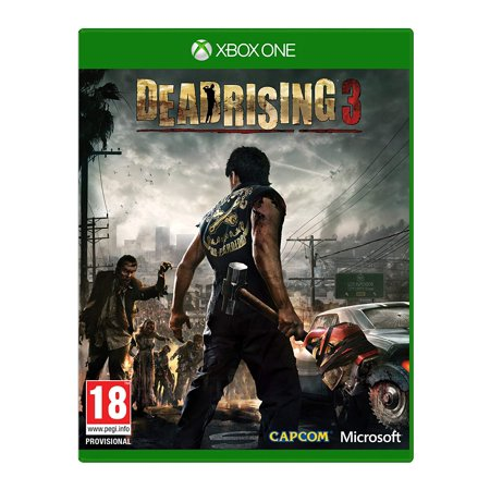 Dead Rising 3 (Xbox One) Welcome to the Open World Zombie After
