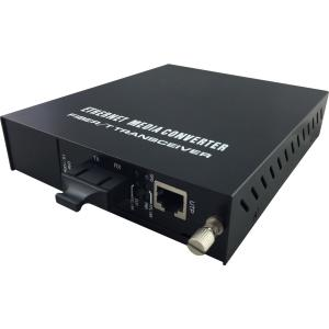 LevelOne RJ45 to SC Managed Fast Ethernet Media Converter...