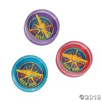 Island VBS Compasses