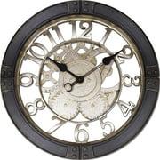 "Westclox 16"" Gears Wall Clock"