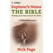 Explorer's Notes: The Bible (Paperback)