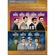 TCM Greatest Classic Films: Frank Sinatra Ocean's 11   Robin And The 7 Hoods by WARNER HOME VIDEO