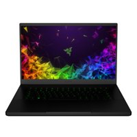 Razer Blade 15 Gaming Laptop V1 - FHD - 128GB - GTX 1060 - Black - Refurbished