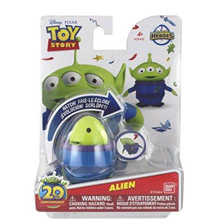 Hatch 'n Heroes Toy Story Alien Transforming Figure - image 2 of 2