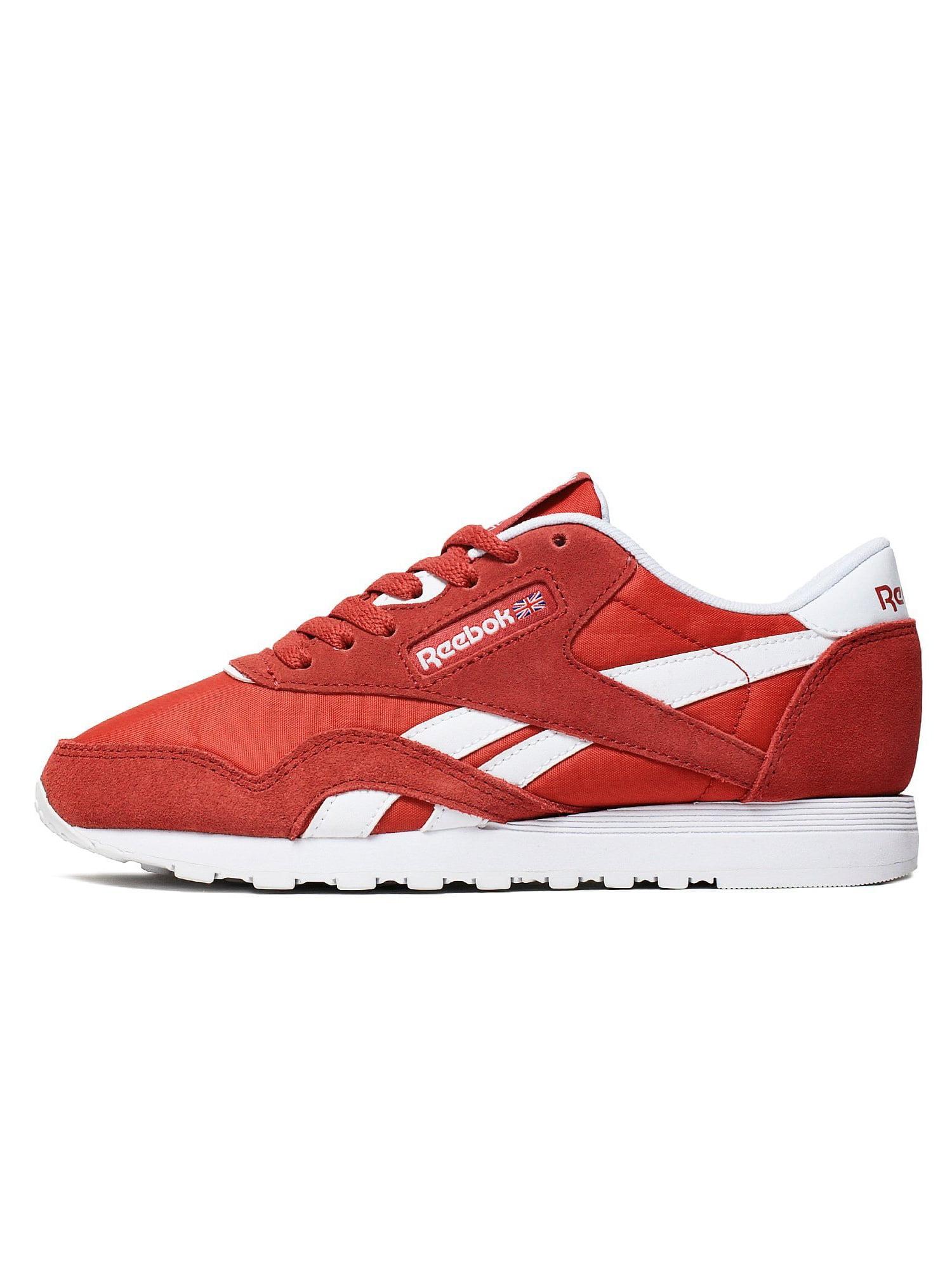 96a909522e0b Reebok - Reebok BS9377  Women s CL Nylon Neutrals Clay Tint White Sneaker ( 7.5 B(M) US