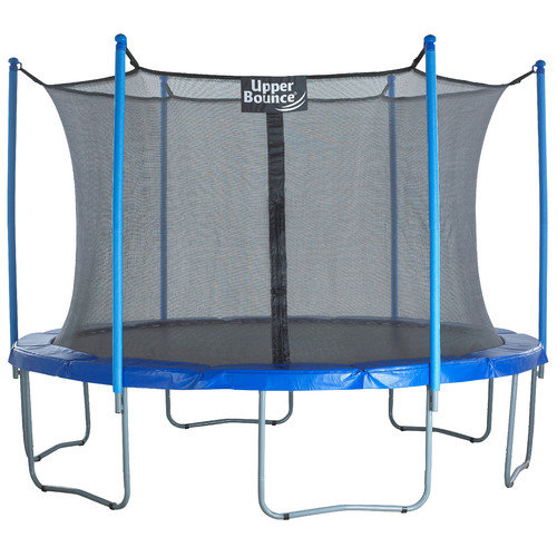 Upper Bounce 12 ft. Trampoline & Enclosure Set